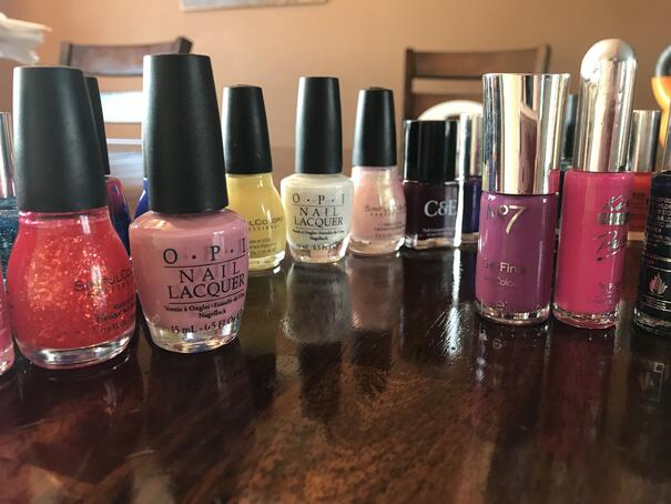 Make a Nail Salon at Home!