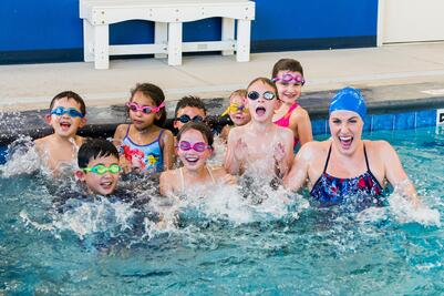 Missy Franklin and Swimtastic Swim Schools