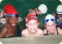 recreational swim team