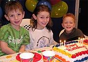 Swim Birthday Parties