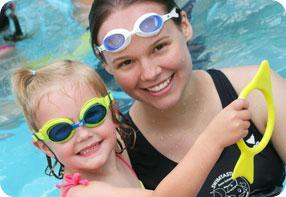 Award Winning Teachers at Swimtastic Swim School