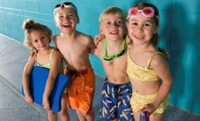 Fun Swim Lessons