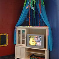 Kids Play area at Swimtastic