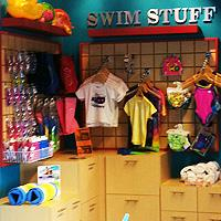 Swimtastic Retail Area