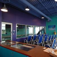 Observation Room View Swimtastic