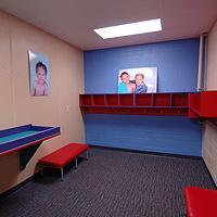 Swimtastic Changing Room