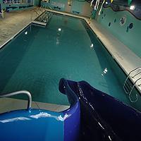 Water Slide at Swimtastic