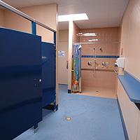 Changing Room Areas