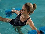 Aqua Pilates at Lincoln Swimtastic