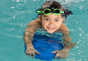 Timing in Swim Lessons