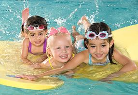 Swimtastic Swim Lessons in a Comfortable Environment