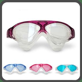 Swimtastic MaxView Swim Goggles includes Free Earplugs