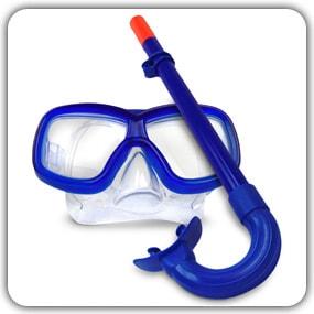 Swimtastic - Snorkeling Set Kids
