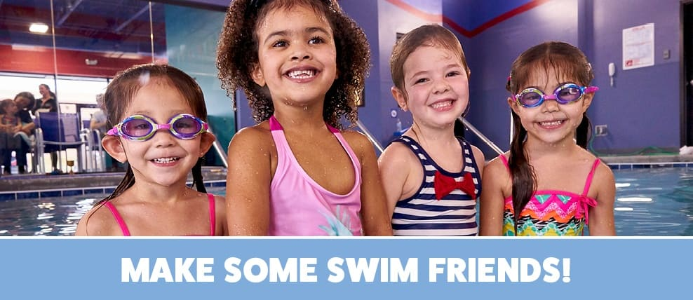 Make Some Swim Friends!