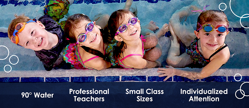 90 Degree Water, Professional Teachers, Small Class Sizes, Individualized Attention