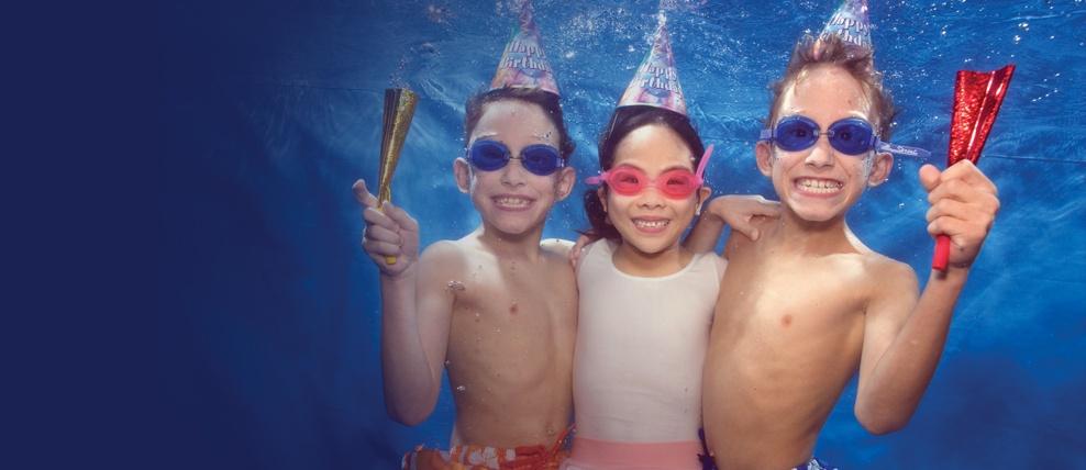 Swimtastic Birthday Parties