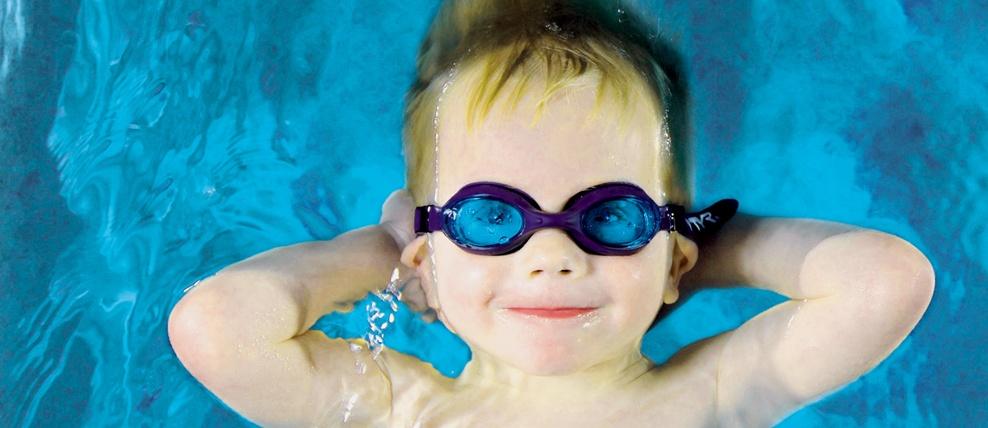 Warm Water Swim Lessons